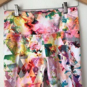 RBX 3/4 small multicolored leggings